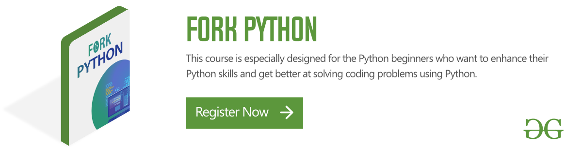 Python Programming Language - GeeksforGeeks